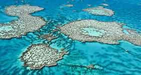 Queensland et la Grande Barrière de Corail