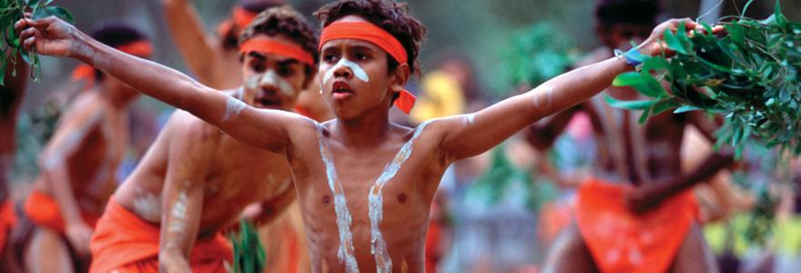 Culture aborigène